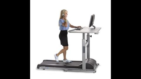 Seemingly the perfect antidote to a sedentary workplace is the treadmill desk, and there is no shortage of options. But these desks can put a real wrench in some types of work.