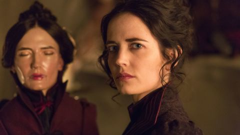 """Eva Green got a nod for best performance in a television series - drama for her role in """"Penny Dreadful."""" She is competing against Viola Davis (""""How to Get Away With Murder""""), Caitriona Balfe (""""Outlander""""), Taraji P. Henson (""""Empire"""") and Robin Wright (""""House of Cards"""")."""