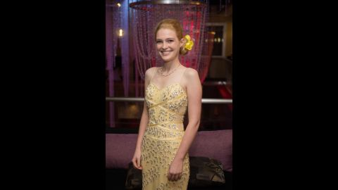 This year, she was full of energy at the Arthritis Foundation Bone Bash, wearing an evening gown and mingling with guests. It's a big change from 2014, when she attended in a wheelchair, without the energy to even speak to others.