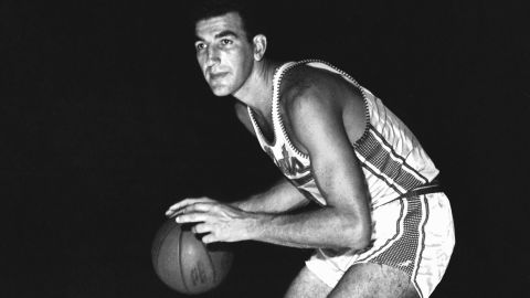 """<a href=""""http://www.cnn.com/2015/12/10/us/nba-legend-dolph-schayes-dies-at-age-87/index.html"""" target=""""_blank"""">Dolph Schayes</a>, who was one of the NBA's first superstars and is considered by many to be the best Jewish player in league history, died December 10 after a long battle with cancer, according to NBA.com. He was 87."""