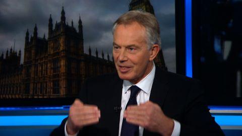 Tony Blair  Former British Prime Minister