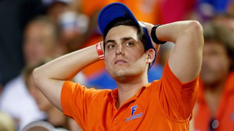 The surrender cobra refers to the pose of hands rested on hand in anguished defeat.