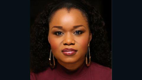 Makeup artist Banke Meshida Lawal