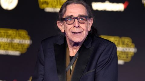 """Peter Mayhew has played the role of Chewbacca, Han Solo's Wookiee sidekick, in all the """"Star Wars"""" films."""