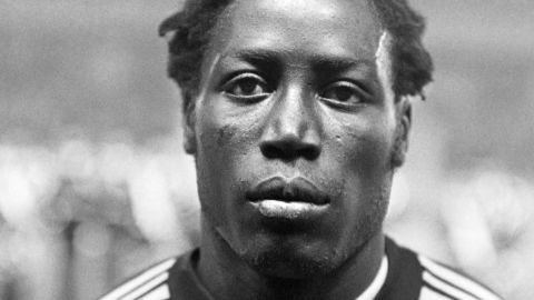 Jean-Pierre Adams won 22 caps for France between 1972 and 1976.