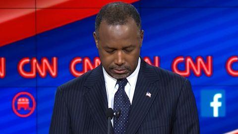 ben carson cnn gop debate moment of silence_00001222.jpg