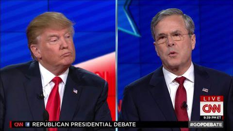 donald trump jeb bush cnn gop debate sot _00011919.jpg