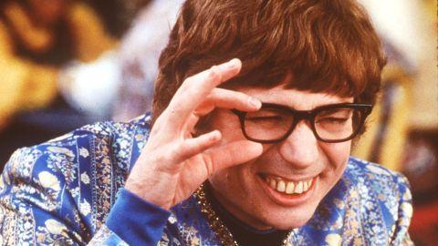 """<strong>""""Austin Powers: The Spy Who Shagged Me"""": </strong>Mike Myers reprises his role as the ladies man British spy in this sequel to the hit 1997 film """"Austin Powers: International Man of Mystery."""" <strong>(HBO Now) </strong>"""