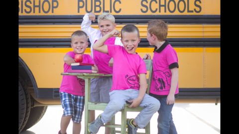 Who says boys can't wear pink? These brands started by mothers of sons hope to change what it means to dress like a boy.