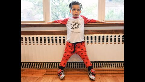 """This <a href=""""http://www.freetobekids.com/"""" target=""""_blank"""" target=""""_blank"""">Free to be Kids</a> shirt includes the saying, """"Love is My Superpower."""""""