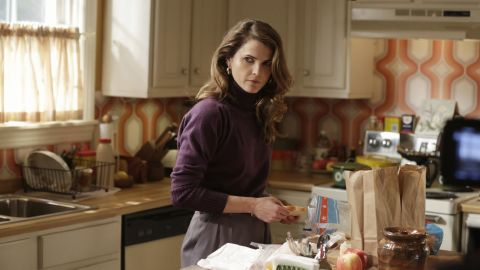 """With the fourth season of """"The Americans"""" starting in March 2016, there's no better time to catch up on this Cold War thriller. Keri Russell and Matthew Rhys star as two Soviet KGB officers posing as an American couple in the suburbs of Washington. From there, it's one plot twist after another to see how things will end for them."""