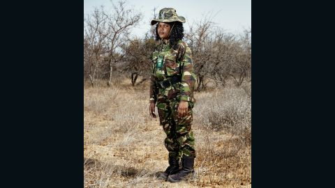 The Black Mamba want to ensure their country's endangered animals are still around for their children to appreciate. <br /><br />'If poaching is allowed, they will only see these animals in a picture. This is not right,' says Lukie, 26.