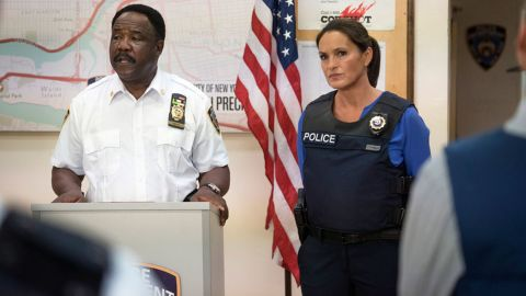 """The movement also worked its way into popular culture, sparking an episode of """"Law & Order: Special Victims Unit,"""" which took on a police officer killing an innocent unarmed black man."""