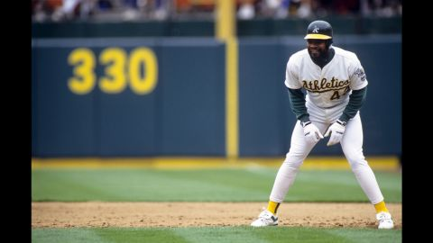 """Former Major League Baseball outfielder <a href=""""http://www.cnn.com/2015/12/27/us/dave-henderson-dies/index.html"""" target=""""_blank"""">Dave Henderson</a> died Sunday, December 27, not long after having a kidney transplant. He was 57."""