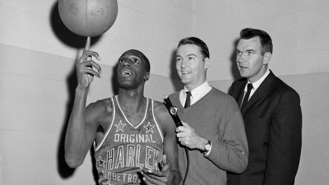 """<a href=""""http://www.cnn.com/2015/12/28/entertainment/meadowlark-lemon-obit-globetrotters-feat/index.html"""" target=""""_blank"""">George """"Meadowlark"""" Lemon</a> -- known to many as the """"Clown Prince of Basketball"""" with the Harlem Globetrotters -- died Sunday, December 27. He was 83."""