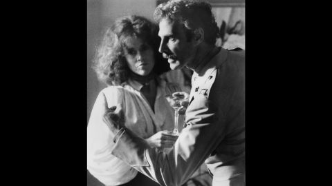 """Ashby and Wexler re-teamed for """"Coming Home,"""" a 1978 film about returning Vietnam War veterans. Jane Fonda and Bruce Dern were among the cast, which also included Jon Voight."""