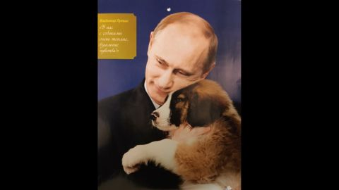 """""""Dogs and I have very warm feelings for one another.""""<br />"""