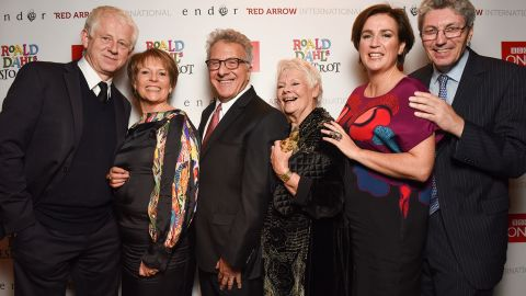 Winner of two Academy Awards for best actor, Dustin Hoffman, third from left, has made many movies in his career. His collective box office is $2.3 billion.