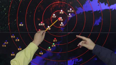 """On January 6, <a href=""""http://www.cnn.com/2016/01/06/asia/north-korea-hydrogen-bomb-test/"""">North Korea claims to have successfully tested a hydrogen bomb</a>. Seismic waves indicate an """"artificial earthquake"""" near Punggye-ri, North Korea's main nuclear testing site."""