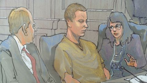 """Edgar Valdez Villareal, known as """"La Barbie,"""" pleaded guilty to charges in a U.S. federal court on Wednesday."""