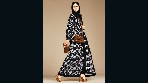 These looser robes signify a distinct departure from their usual look.