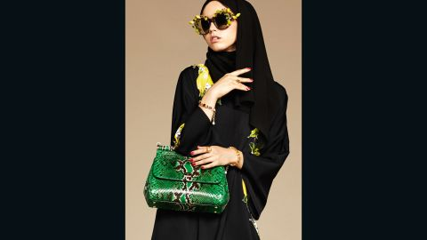 This is not the first time Dolce & Gabbana has done collections inspired by specific regions and countries.