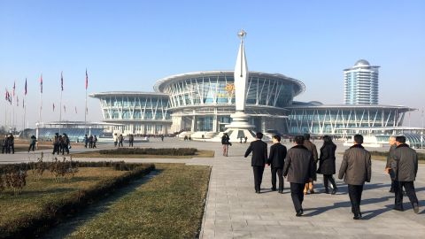 """CNN visits the North Korean <a href=""""http://www.cnn.com/2016/01/08/asia/north-korea-hydrogen-bomb-science-park/"""" target=""""_blank"""">Science and Technology Center</a> in Pyongyang in January 2016."""