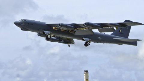 north korea h bomb b 52 fly over hancocks lok_00005628.jpg