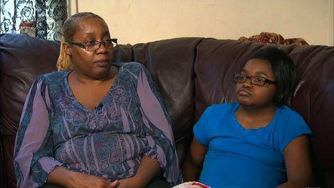 Rhonda Kelso and her daughter