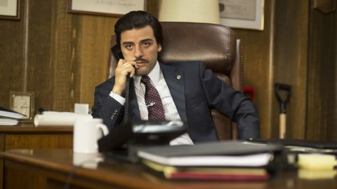 """<strong>Best actor in a miniseries or television film:</strong> Oscar Isaac, """"Show Me a Hero"""""""