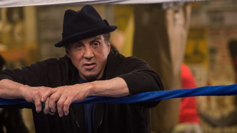 """<strong>Best supporting actor in a motion picture:</strong> Sylvester Stallone, """"Creed"""""""