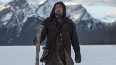 """<strong>Best motion picture -- drama: </strong>""""The Revenant"""""""