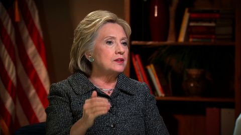HILLARY CLINTON:  13:00:35;01             LOOK, I HAVE BEEN WORKING TOWARD CLOSING THE GAP BETWEEN PEOPLE, POOR PEOPLE, AND WELL-OFF PEOPLE PRIMARILY ALL MY ADULT LIFE.I WENT TO WORK FOR THE CHILDREN'S DEFENSE FUND, I HELPED TO REFORM THE EDUCATION SYSTEM IN ARKANSAS. I WAS A LEGAL SERVICES LAWYER DEFENDING POOR PEOPLE. I WENT TO WORK TO TRY TO MAKE SURE THAT WE GOT HEALTHCARE IN THE BEGINNING OF-- MY HUSBAND'S ADMINISTRATION BECAUSE OF SO (COUGH) MANY PEOPLE WHO WERE LEFT OUT AND I HAVE BEEN ON THIS ISSUE IN MANY DIFFERENT WAYS, HOW DO WE MAKE EDUCATION MORE EQUAL, HOW DO WE MAKE HEALTHCARE MORE EQUAL. OF COURSE THAT'S TIED TO INCOME EQUALITY. BUT THERE'S ALSO A BROADER RANGE OF ISSUES THAT I HAVE A LONG RECORD ADDRESSING. AND WHEN I WAS IN THE SENATE, I TOOK ON CORPORATE EXECUTIVE PAY, A LOT OF THE ABUSES THAT I THOUGHT WERE THERE. I TOOK ON THESE DERIVATIVES AND CREDIT DEFAULT SWAPS THAT CONTRIBUTED TO THE COLLAPSE OF THE ECONOMY AND THE GREAT RECESSION. I STOOD UP TO WALL STREET. I CALLED THEM OUT. SO I HAVE A VERY LONG RECORD.