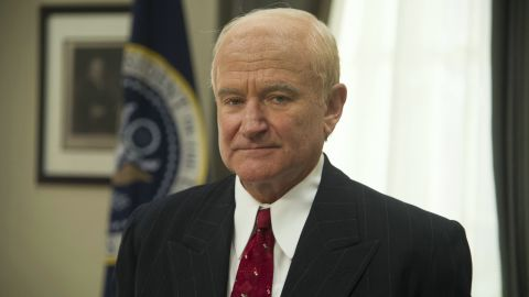"""Several actors stepped up to play various presidents in 2013's """"Lee Daniels' The Butler."""" The late Robin Williams took on the role of Dwight Eisenhower; he previously played Theodore Roosevelt in the """"Night at the Museum"""" franchise."""