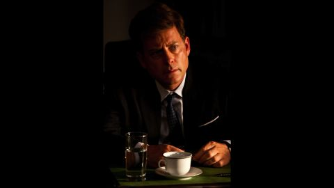"""Greg Kinnear was nominated for an Emmy for his role as John F. Kennedy in """"The Kennedys."""""""