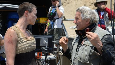 """<strong>Best director: </strong>George Miller, pictured (""""Mad Max: Fury Road""""), Alejandro González Iñárritu (""""The Revenant""""), Tom McCarthy (""""Spotlight""""), Adam McKay (""""The Big Short') and Lenny Abrahamson (""""Room"""")."""