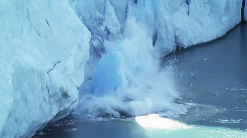 Some activists concerned by melting glaciers caused by climate change have found an unlikely source of inspiration in King's words.