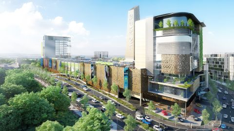 """The <a href=""""http://edition.cnn.com/2015/10/02/africa/shopping-malls-africa/"""">largest mall </a>in East Africa will open in Nairobi in March. The 62,000 square meter facility will include housing, hotels, office space and -- of course -- extravagant shopping."""