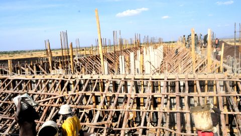 Apart from Jomo Kenyatta, several smaller airports are undergoing major upgrades.<br /><br />The provincial Isiolo airport is receiving a new terminal building and a new runway, in anticipation of higher visitor numbers.