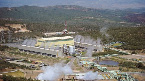 """Kenya has embraced geothermal energy in a big way, aiming to serve one-quarter of its energy needs through this source. <br /><br />New ventures such as the Ol-Karia IV power plant (pictured) make it one of the world's leading producers, and <a href=""""http://allafrica.com/stories/201601150868.html"""" target=""""_blank"""" target=""""_blank"""">investment</a> is set to increase."""