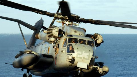 <strong>Jan. 15, 2016: </strong>Two CH-53Es collided over water on night training flight off Oahu, Hawaii. 12 fatalities. $109.6M in losses