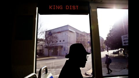 """Jackson Smith Jr. was born and raised on Atlanta's Auburn Avenue during the civil rights era, across the street from Ebenezer Baptist Church. Smith attributes his success in life to the leadership of the Rev. Martin Luther King Sr., or """"Daddy King,"""" at Ebenezer."""