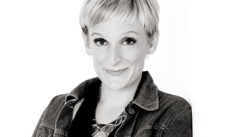 Photographer Anne Ackermann