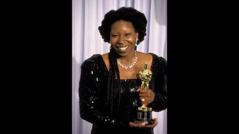 """Her role in """"Ghost"""" won Whoopi Goldberg a best supporting actress trophy in 1991."""