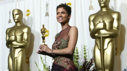 """2002 also saw Halle Berry win the best actress Oscar for """"Monster's Ball."""""""