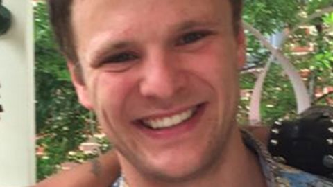Otto Warmbier is originally from Ohio but had been studying at the University of Virginia.