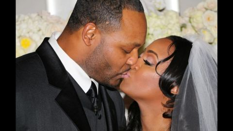 """Keshia Knight Pulliam's husband of only seven months, former football player Ed Hartwell, filed for divorce in July. The """"Cosby Show"""" <a href=""""http://www.cnn.com/2016/07/28/entertainment/keshia-knight-pulliam-divorce/index.html"""">star said she was blindsided by the news</a> which came soon after she announced she was pregnant with her first child."""