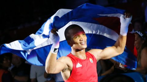 Cuba also has a formidable reputation in the world of boxing. It has won 34 gold medals at the Olympics over the years -- Roniel Iglesias being one of two fighters to win a title at London 2012 -- and the country has recently permitted some boxers to enter the ring as professionals.