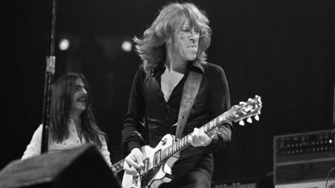 """<a href=""""http://www.cnn.com/2016/01/29/entertainment/jefferson-airplane-guitarist-dies/index.html"""">Paul Kantner</a>, a guitarist in the '60s psychedelic rock band Jefferson Airplane and its successor, Jefferson Starship, died on January 28. He was 74."""