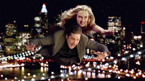 "Uma Thurman and Luke Wilson starred in ""My Super Ex-Girlfriend."" The takeaway: Never dump a superhero."